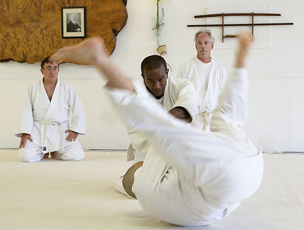 Capital Aikikai Testing - July 21, 2007