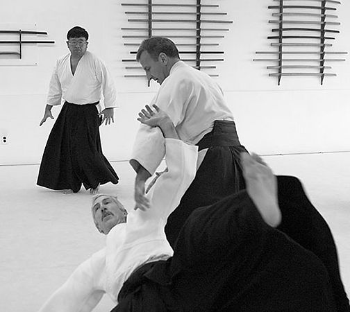 Capital Aikikai Testing - October 30, 2004