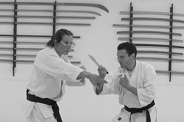 Galeone Sensei at Capital Aikikai - July 24, 2004